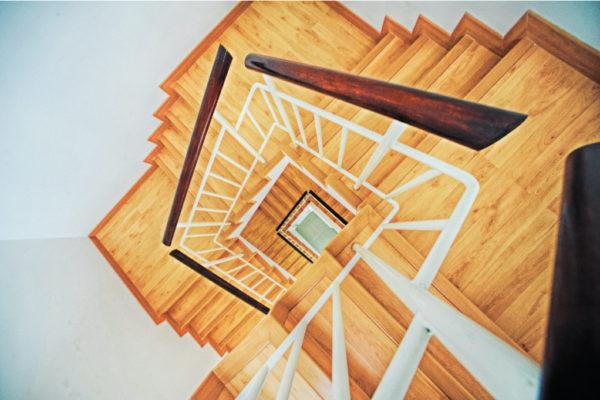 Pose escaliers bois Strasbourg