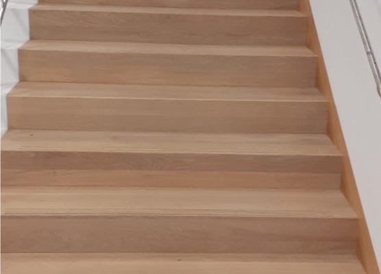 Pose escaliers en bois Mulhouse BU